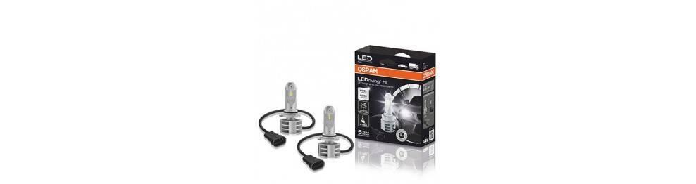 HB4 LED Žiarovky