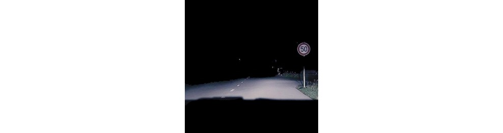 Xenónový efekt H1 žiarovky