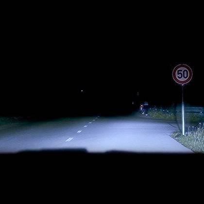 H1 Žiarovky Off-road Studené biele svetlo