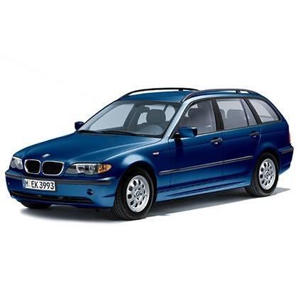 BMW 3 (E46, do r.v. 2005) stierače