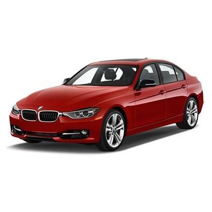 BMW 3 (F30, F31, F34, od r.v. 2012) stierače