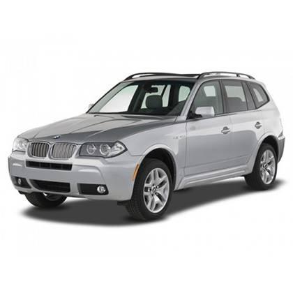 BMW X3 I. (E83, od r.v. 2003 do r.v. 2010) stierače