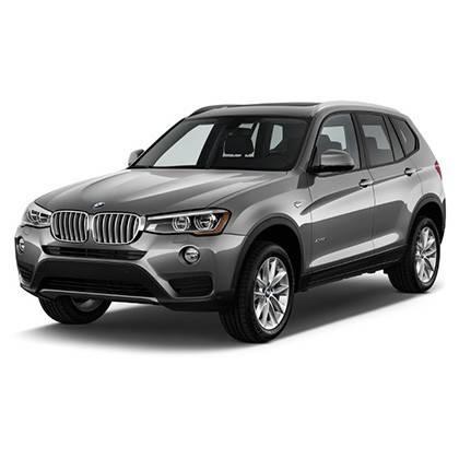 BMW X3 II. (F25, od r.v. 2010 do r.v. 2017) stierače