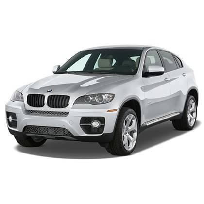 BMW X6 (E71, E72, do r.v. 2014) stierače