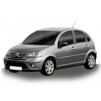 Citroën C3 I. (do r.v. 10/2009) stierače