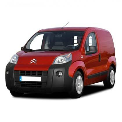 Citroën Nemo stierače
