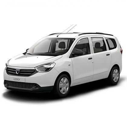 Dacia Lodgy stierače