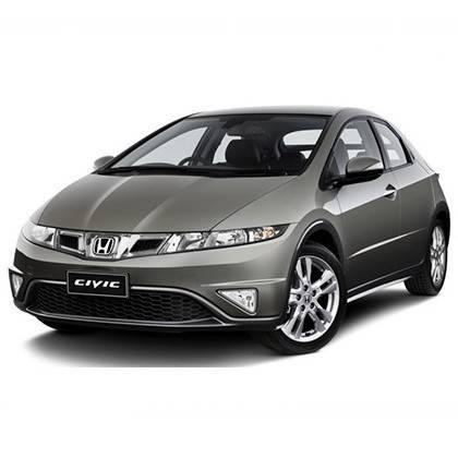 Honda Civic VIII. (od r.v. 09/2005) stierače