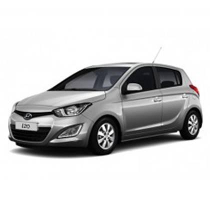 Hyundai i20 (do r.v. 2014) stierače