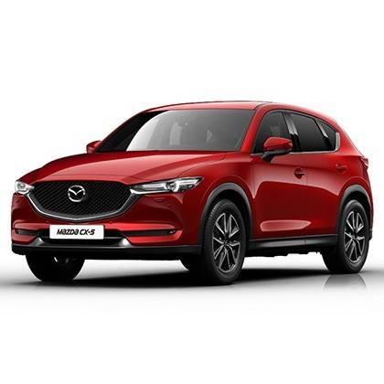 Mazda CX-5 stierače