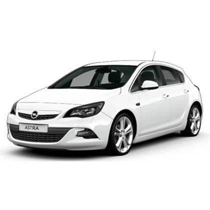 Opel Astra J stierače