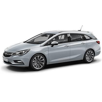 Opel Astra K stierače