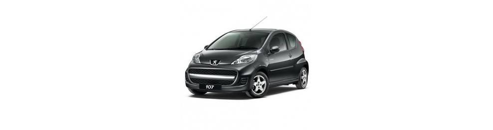 Peugeot 107 stierače