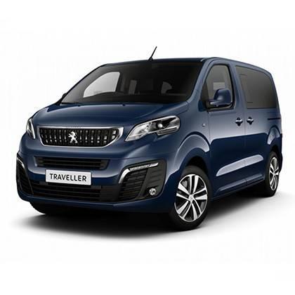 Peugeot Traveller stierače