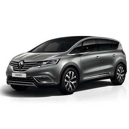 Renault Espace V. stierače