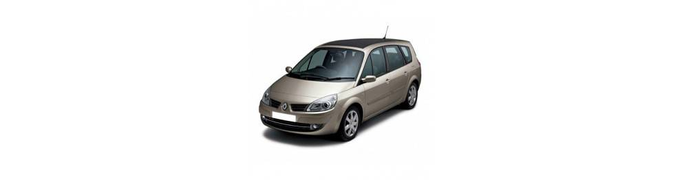 Renault Grand Scenic II. (od r.v. 12/2004 do r.v. 02/2009) stierače