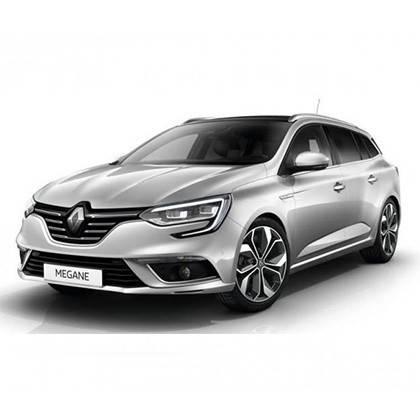 Renault Megane IV. stierače