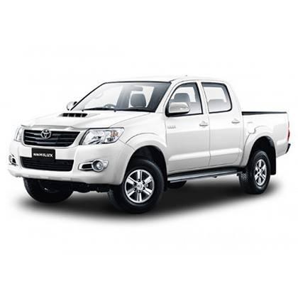 Toyota Hilux III. (do r.v. 08/2011) stierače