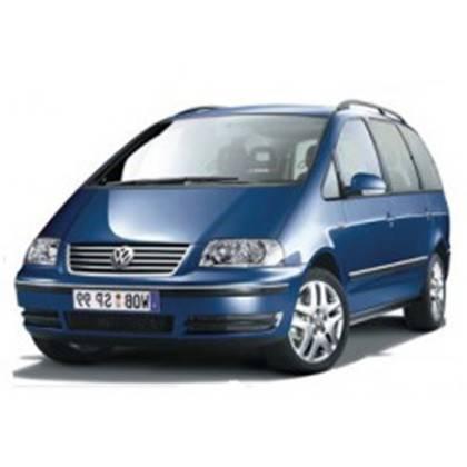 VW Sharan I. (od r.v. 06/2001 do r.v. 04/2010) stierače
