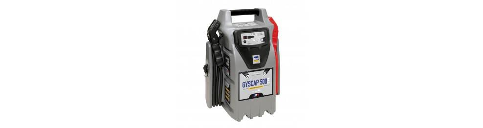Štartovací zdroj bezbatériový - GYSCAP