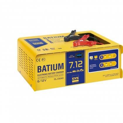 Nabíjačky - BATIUM - 6/12/24V
