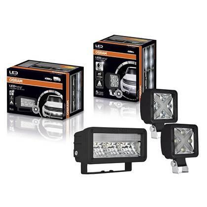 Osram LED pracovné svetlá