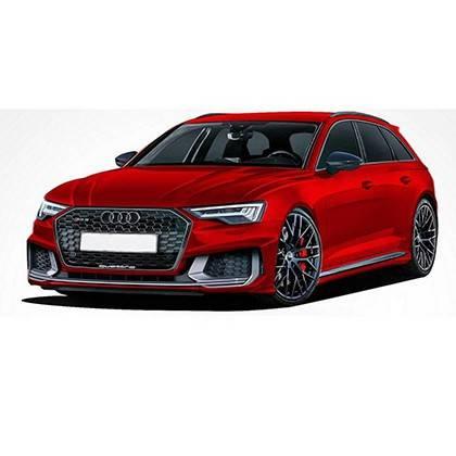 Stierače Audi RS6