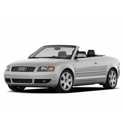 Stierače Audi S4 Cabriolet