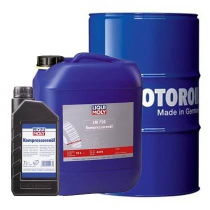 Kompresorové oleje