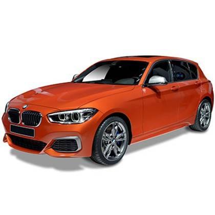 Stierače BMW 1
