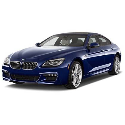 Stierače BMW 6 GC