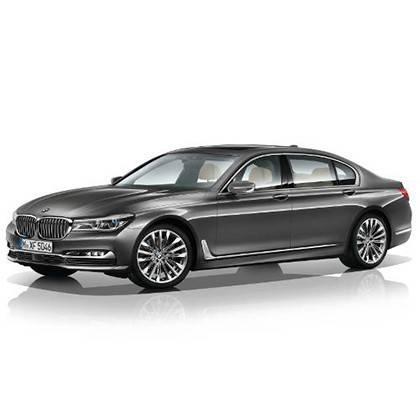 Stierače BMW 7