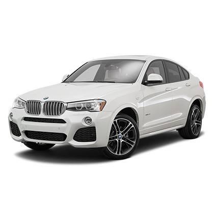 Stierače BMW X4