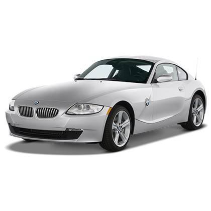 Stierače BMW Z4 Coupé