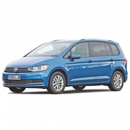 Stierače VW Touran