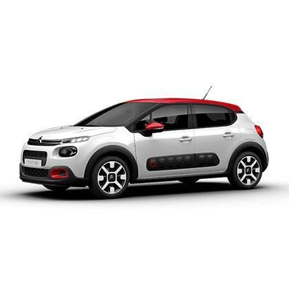 Stierače Citroën C3