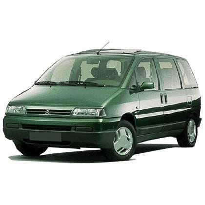 Stierače Citroën Evasion