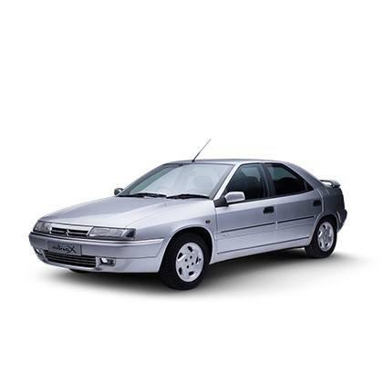 Stierače Citroën Xantia