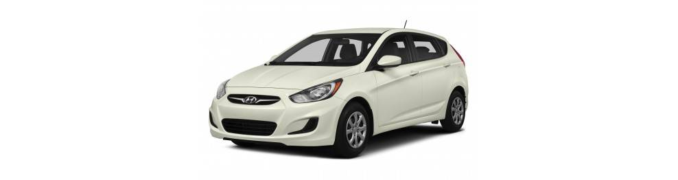 Stierače Hyundai Accent