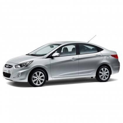 Stierače Hyundai Accent Blue