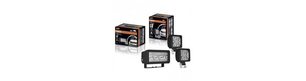 LED pridavné multifunkčné svetlá