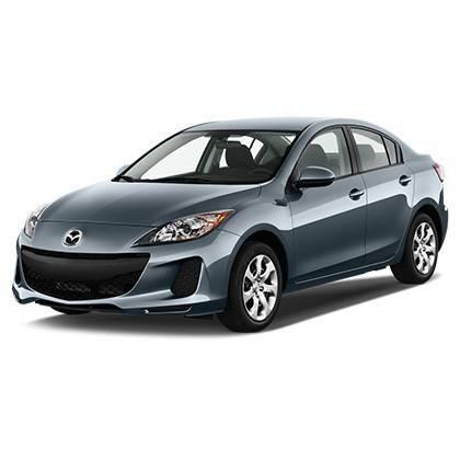 Stierače Mazda 3
