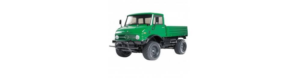 Stierače Mercedes-Benz Unimog