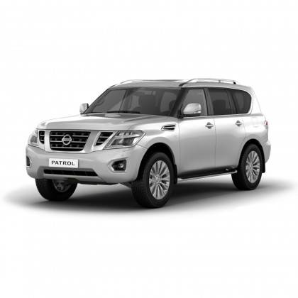 Stierače Nissan Patrol