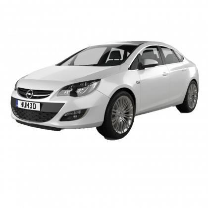 Stierače Opel Astra Sedan