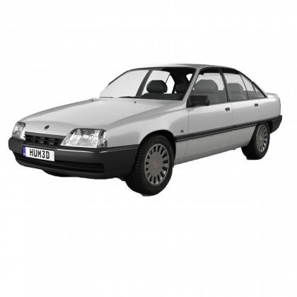 Stierače Opel Omega