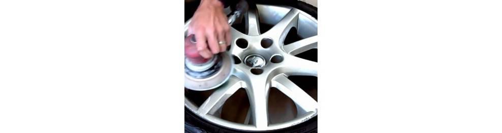 Oprava škrabancov na diskoch