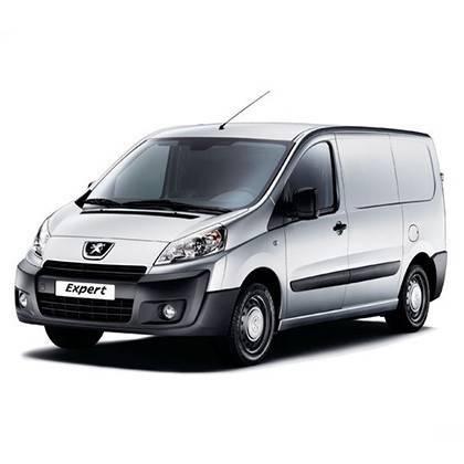 Stierače Peugeot Expert