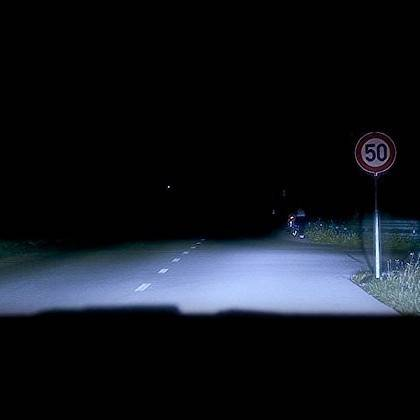 Off-Road vysoká farebná teplota svetla H11 žiarovky