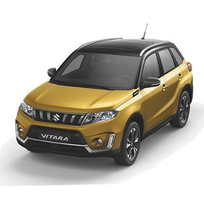 Stierače Suzuki Vitara